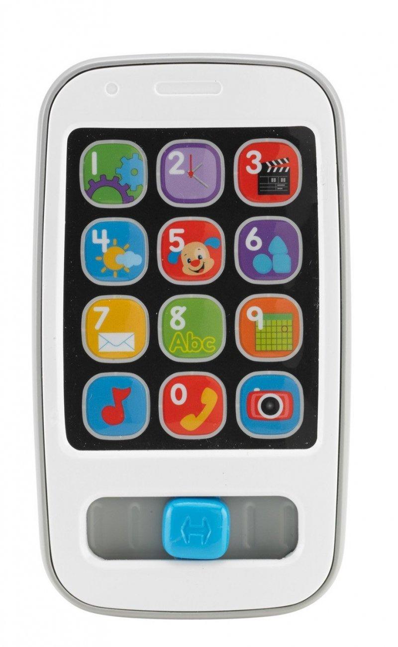 Image of   Fisher Price Legetøjs Smartphone Til Børn
