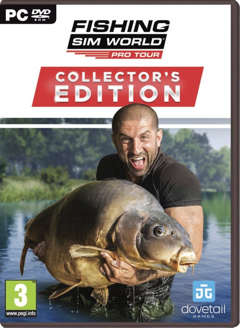 Image of   Fishing Sim World: Pro Tour Collector's Edition - PC