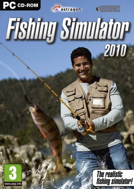 Image of   Fishing Simulator 2010 - PC