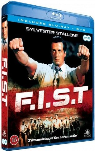 Image of   F.i.s.t // Bossen - Blu-Ray