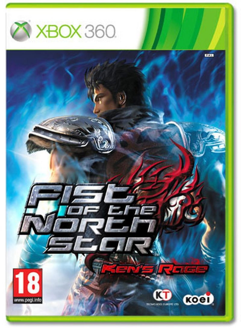 Image of   Fist Of The North Star: Kens Rage - Xbox 360