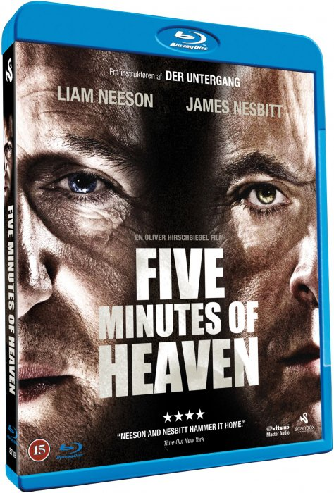Image of   Five Minutes Of Heaven - Blu-Ray