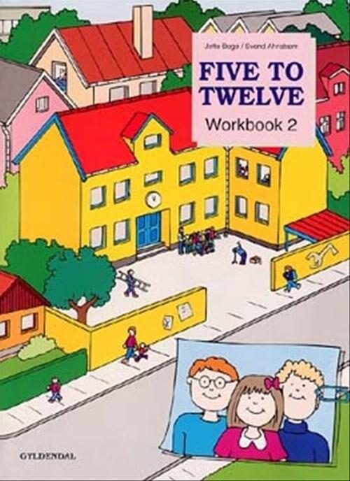 Image of   Five To Twelve - Svend Ahnstrøm - Bog
