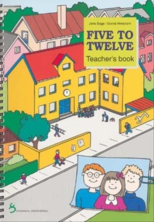 Five To Twelve - Jette Bogø - Bog