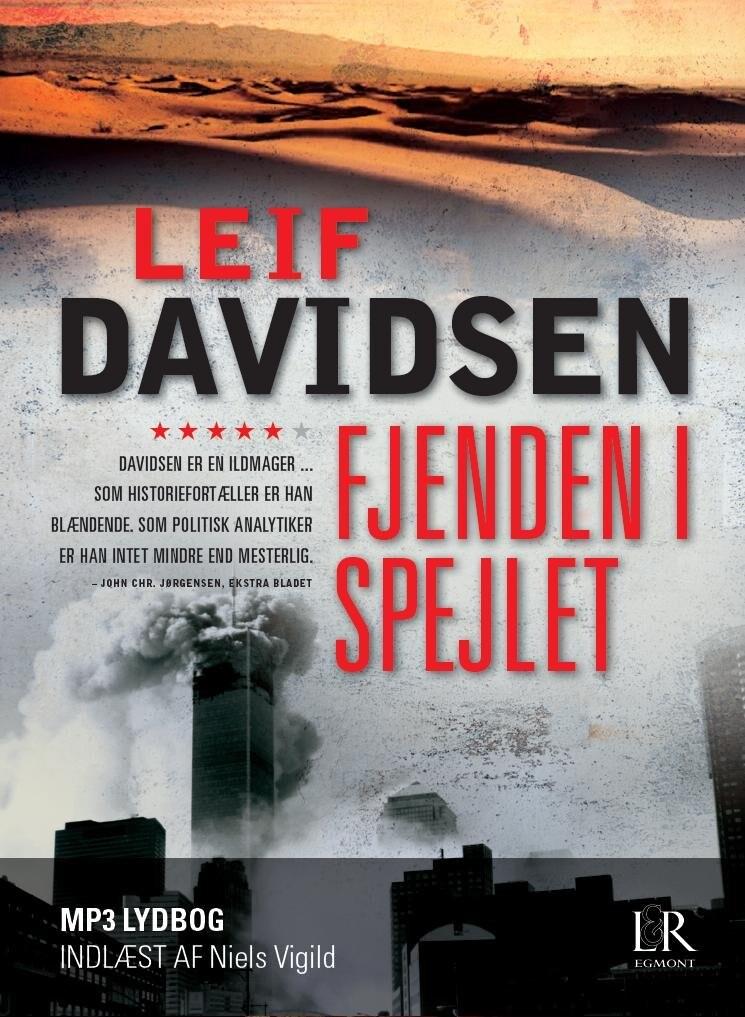 Image of   Fjenden I Spejlet -, Mp3 - Leif Davidsen - Cd Lydbog