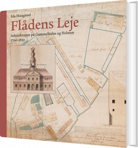 Image of   Flådens Leje - Ida Haugsted - Bog