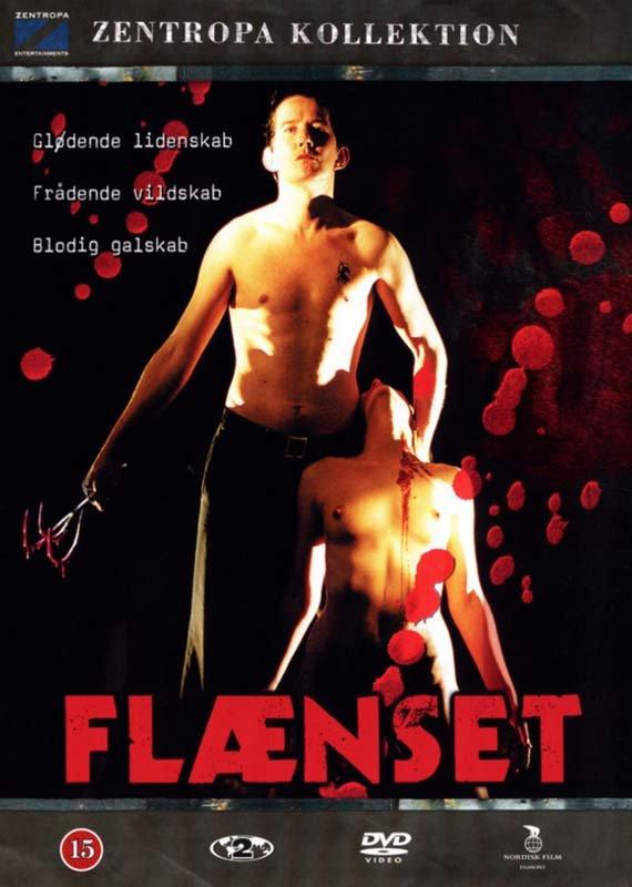 Image of   Flænset - DVD - Film