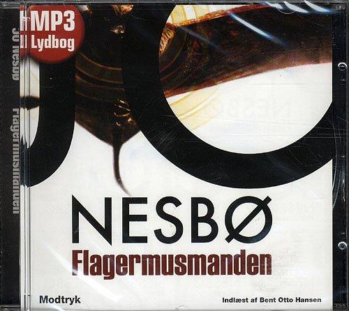 Image of   Flagermusmanden - Jo Nesbø - Cd Lydbog