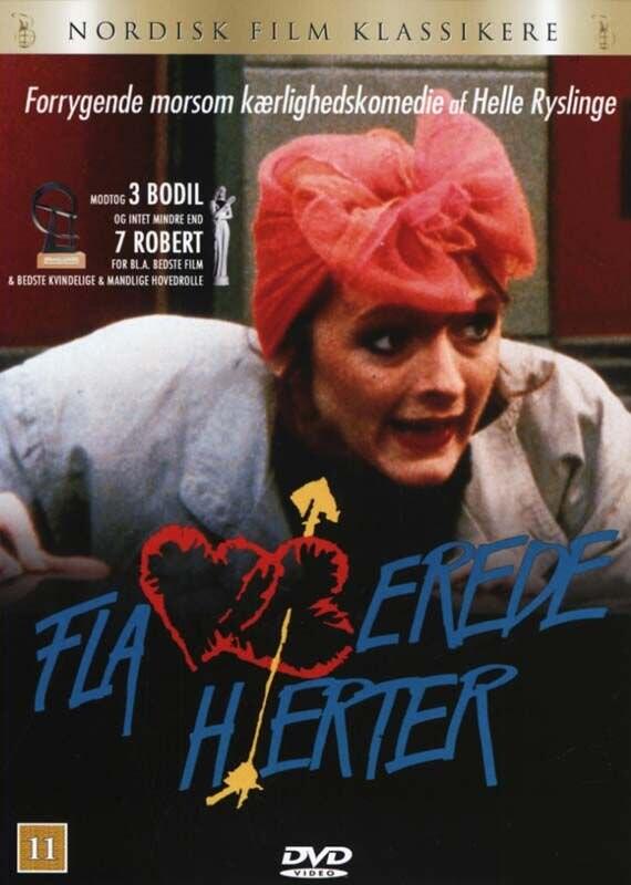 Image of   Flamberede Hjerter - DVD - Film
