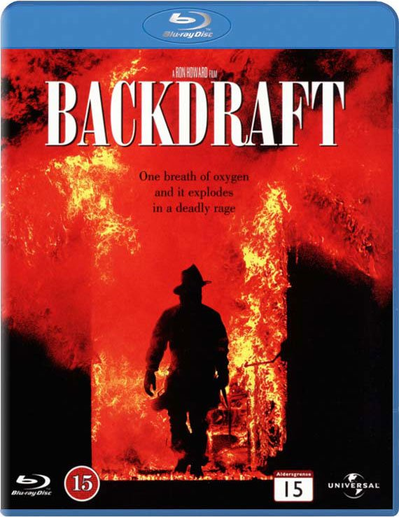 Image of   Blackdraft / Flammehav - Blu-Ray