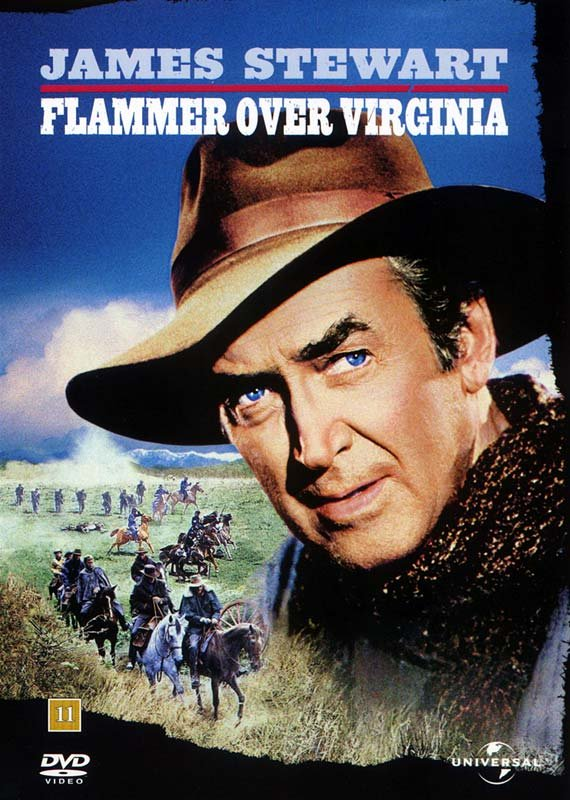 Image of   Flammer Over Virginia - DVD - Film