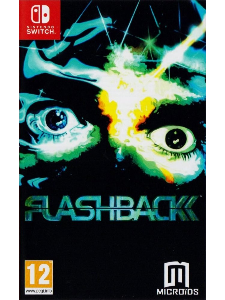 Image of   Flashback 25th Anniversary - Nintendo Switch