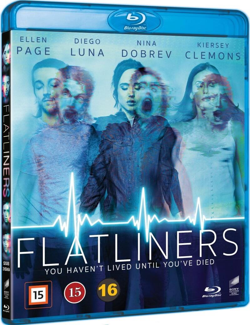Image of   Flatliners - 2017 - Blu-Ray
