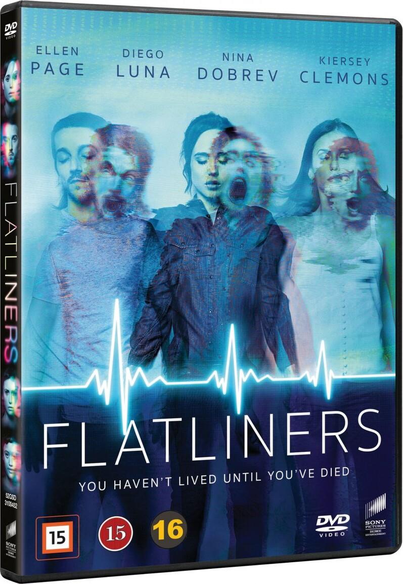 Image of   Flatliners - 2017 - DVD - Film
