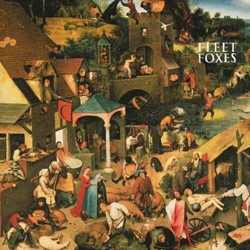 Image of   Fleet Foxes - Fleet Foxes - CD