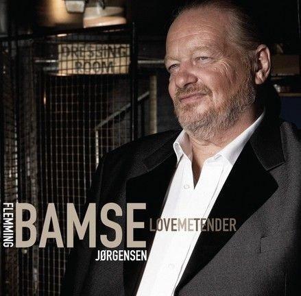 Image of   Flemming Bamse Jørgensen - Love Me Tender - CD
