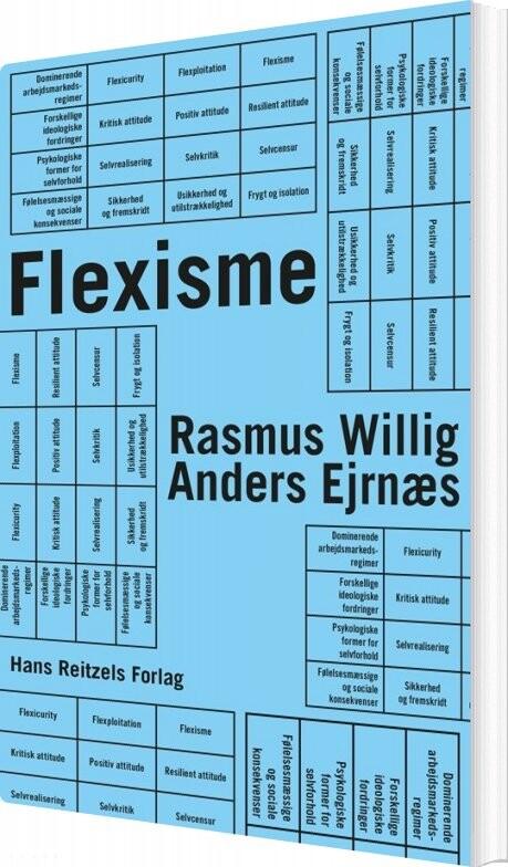 Image of   Flexisme - Anders Ejrnæs - Bog