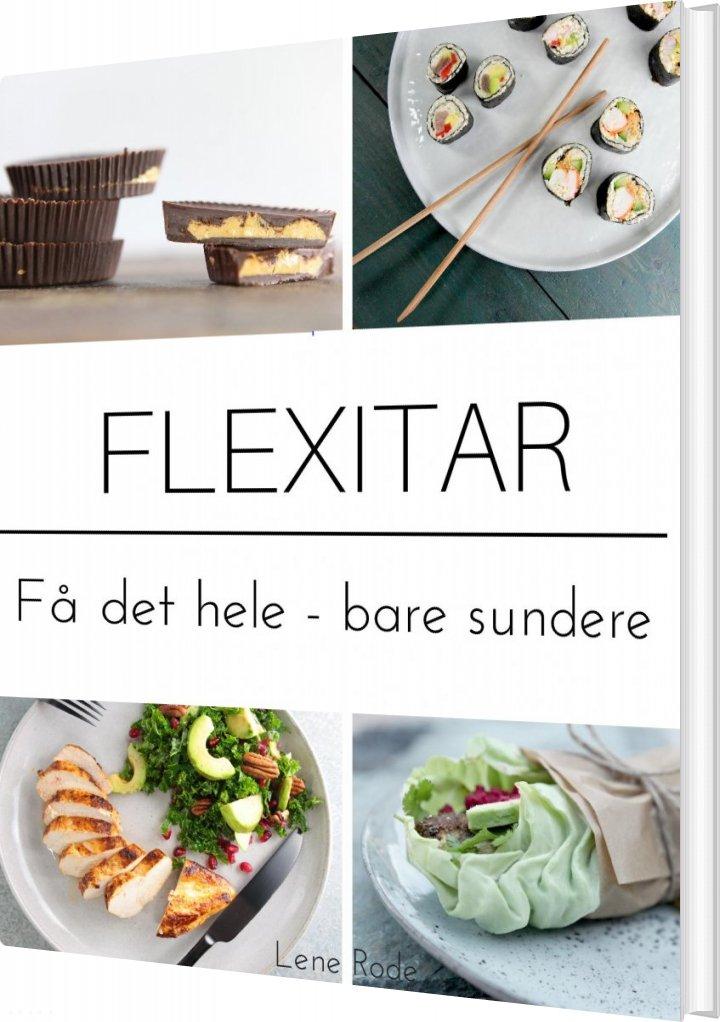 Flexitar - Lene Rode - Bog