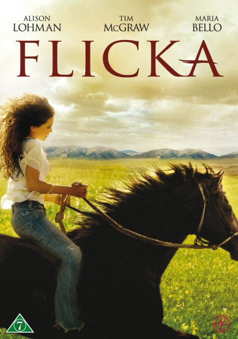 Billede af Flicka - DVD - Film