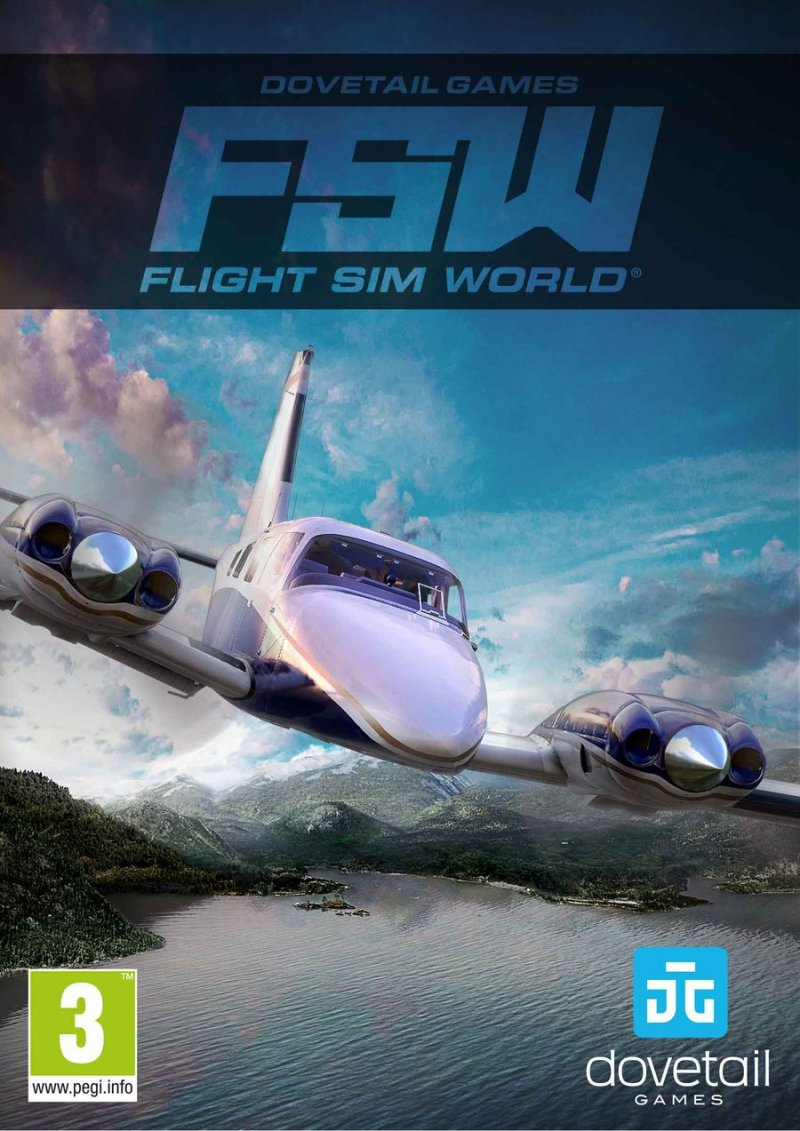 Image of   Flight Sim World - PC