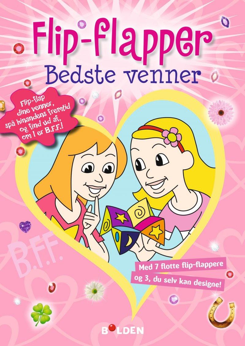 Image of   Flip-flapper - Bedste Venner - Forlag: Bolden - Bog