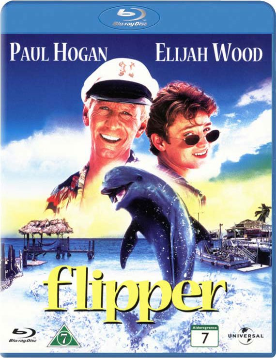 Image of   Flipper - Blu-Ray