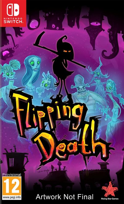 Image of   Flipping Death - Nintendo Switch