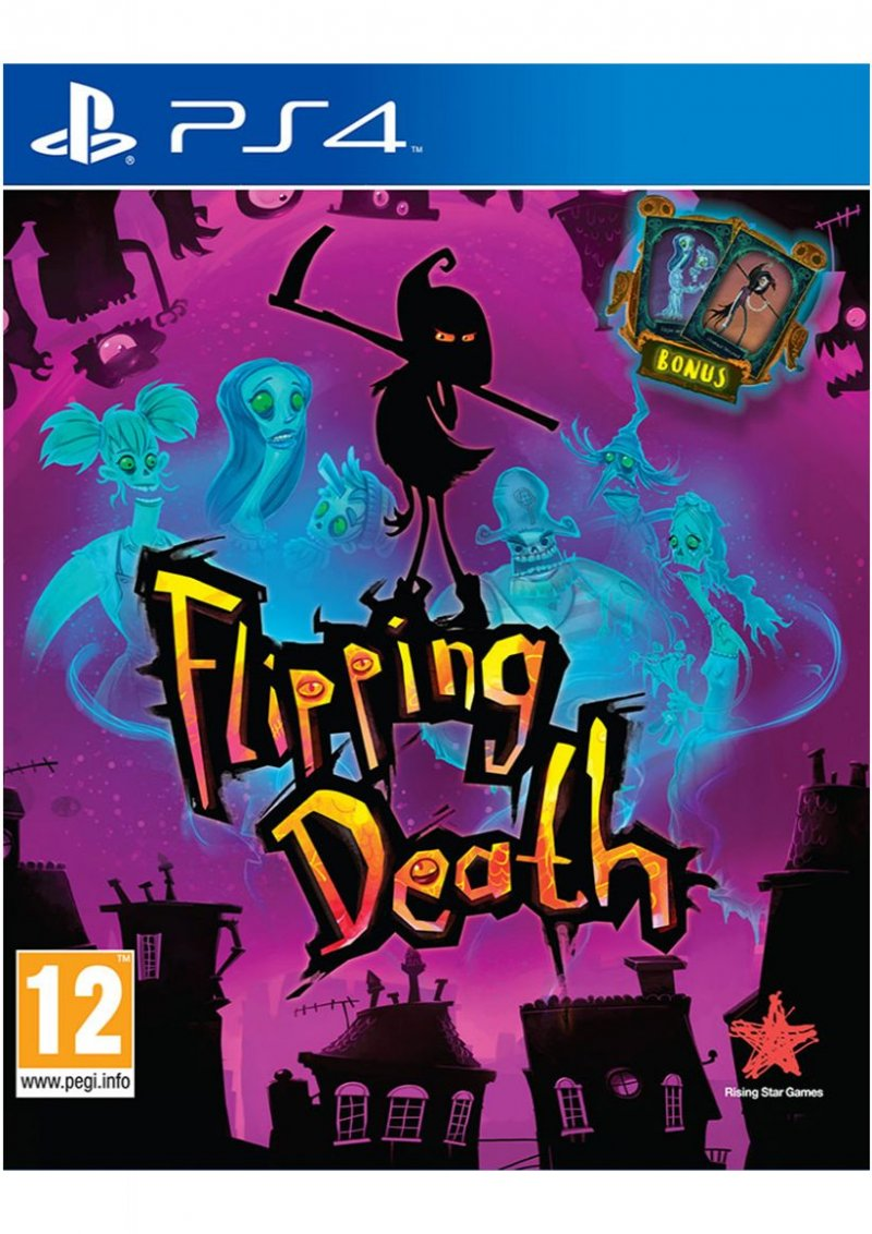 Image of   Flipping Death - PS4