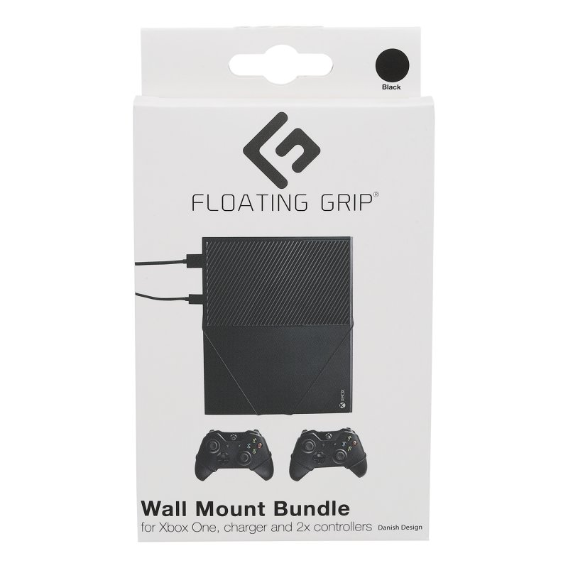 Image of   Floating Grip - Vægbeslag Til Xbox One Og Controllers - Sort
