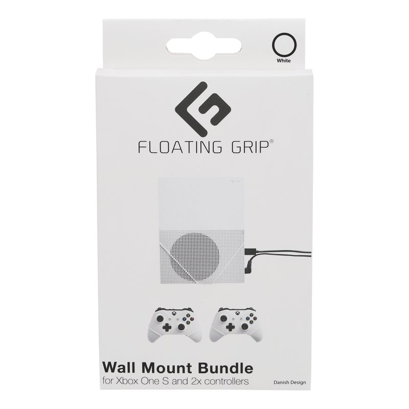 Image of   Floating Grip - Vægbeslag Til Xbox One S Og Controllers - Hvid