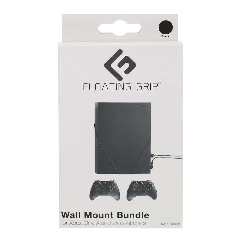 Image of   Floating Grip - Vægbeslag Til Xbox One X Og Controllers - Sort