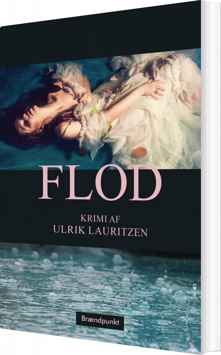 Flod - Ulrik Lauritzen - Bog