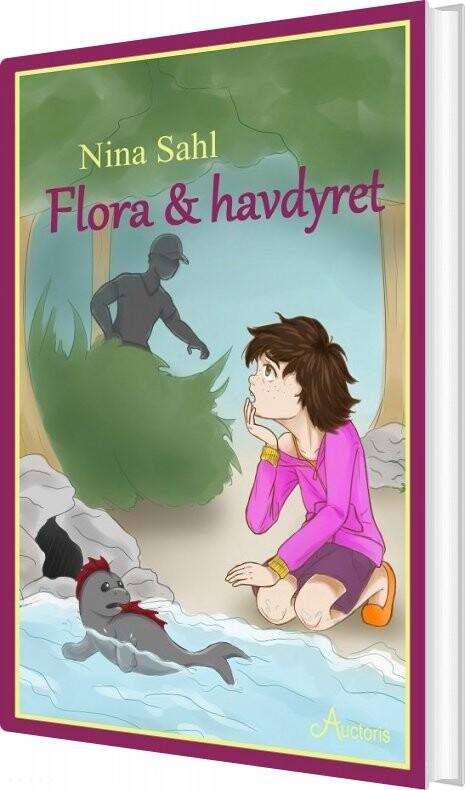 Image of   Flora & Havdyret - Nina Sahl - Bog