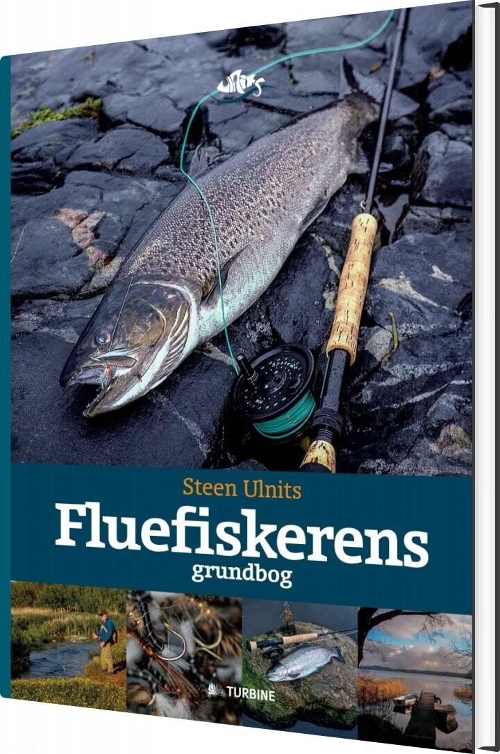 Image of   Fluefiskerens Grundbog - Steen Ulnits - Bog