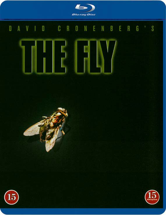Image of   Fluen / The Fly - Blu-Ray