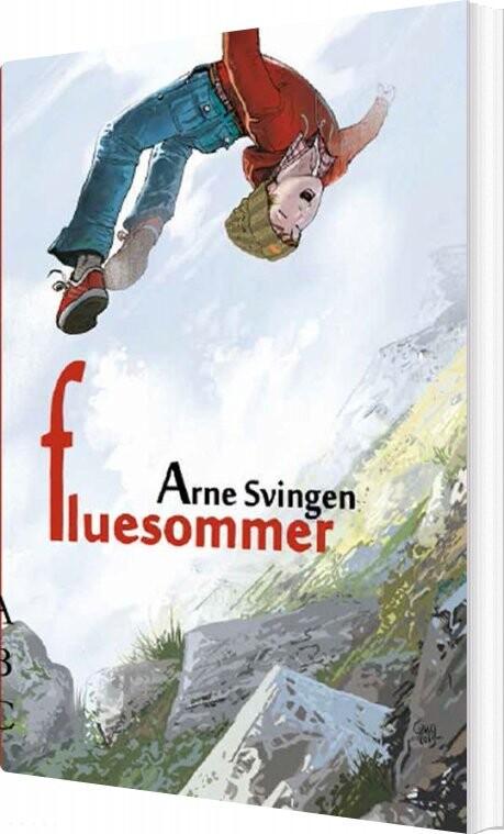 Image of   Fluesommer - Arne Svingen - Bog