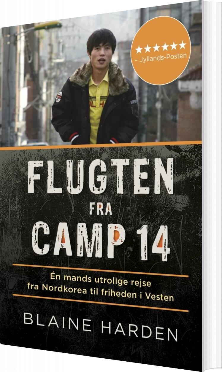Image of   Flugten Fra Camp 14 - Blaine Harden - Bog