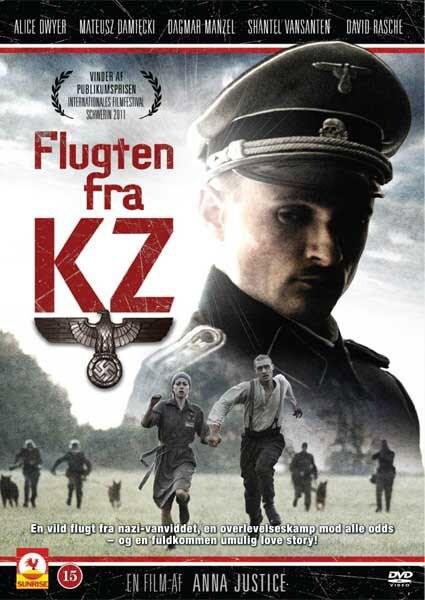 Image of   Flugten Fra Kz / Die Verlorene Zeit - DVD - Film