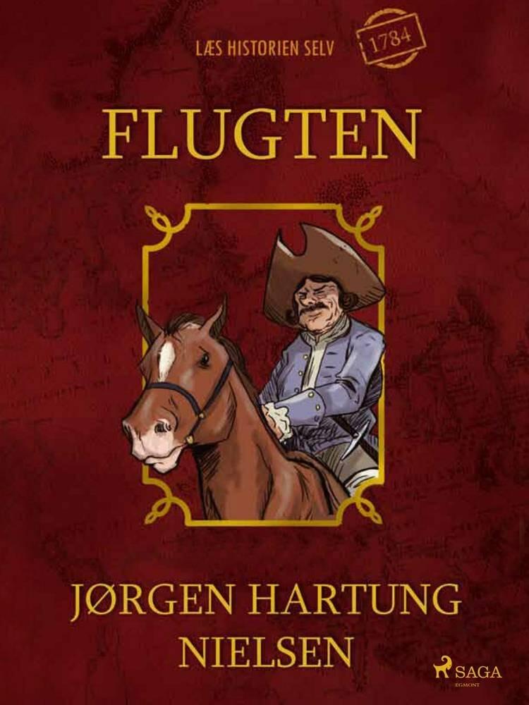 Flugten - Jørgen Hartung Nielsen - Bog