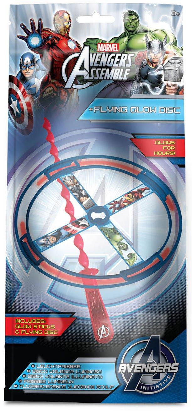 Frisbee Med Lys - Avengers Assemble