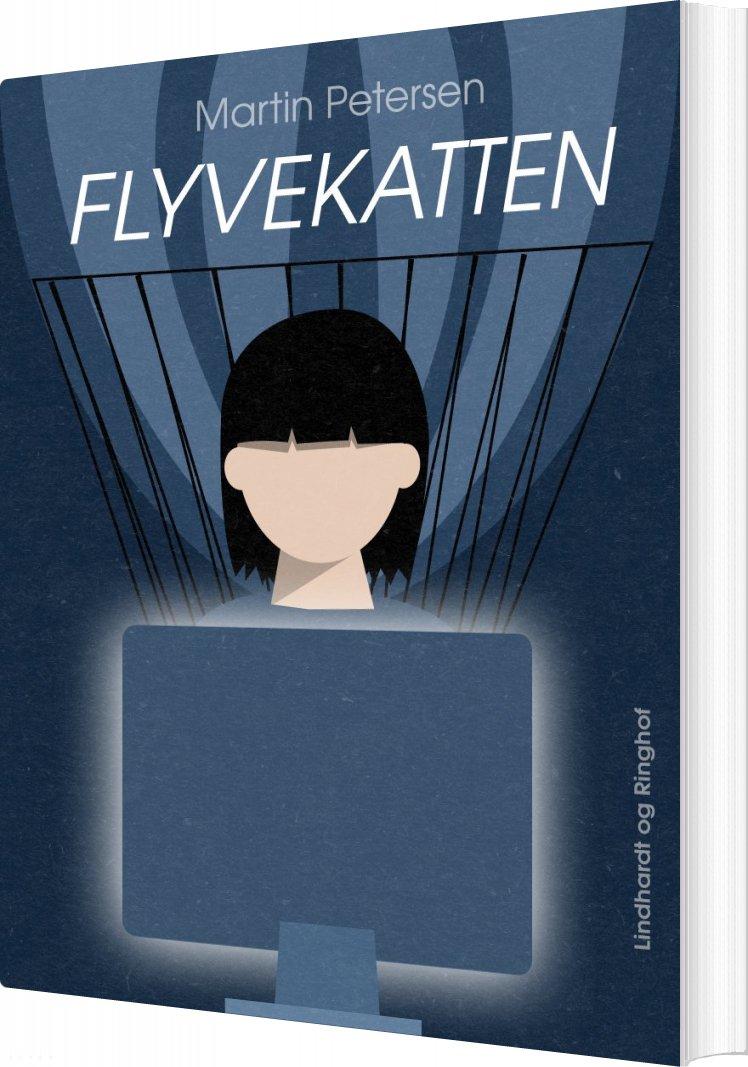 Image of   Flyvekatten - Martin Petersen - Bog