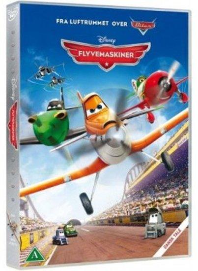 Billede af Disney Flyvemaskiner / Planes - DVD - Film