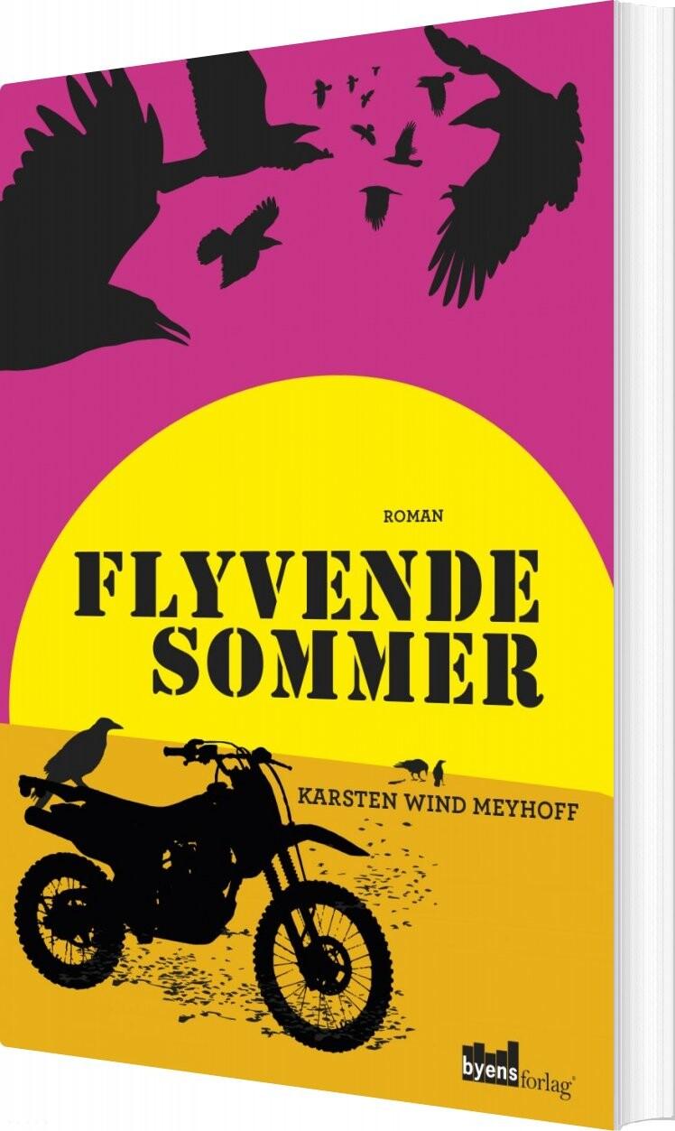 Flyvende Sommer - Karsten Wind Meyhoff - Bog