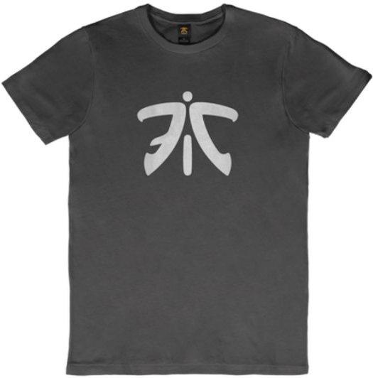 Image of   Fnatic T-shirt Med Logo - 2xl