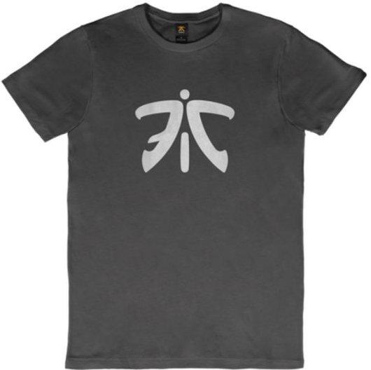 Image of   Fnatic T-shirt Med Logo - 3xl