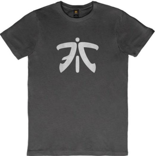 Image of   Fnatic T-shirt Med Logo - M