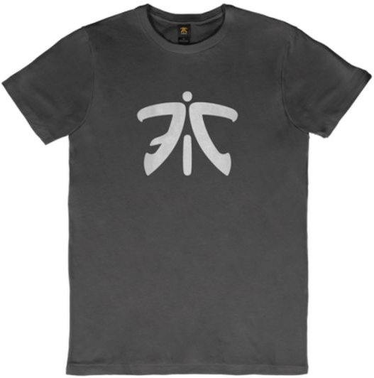 Image of   Fnatic T-shirt Med Logo - S
