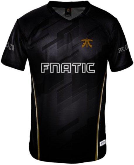Image of   Fnatic Player Jersey / Esport Trøjer 2018 - L