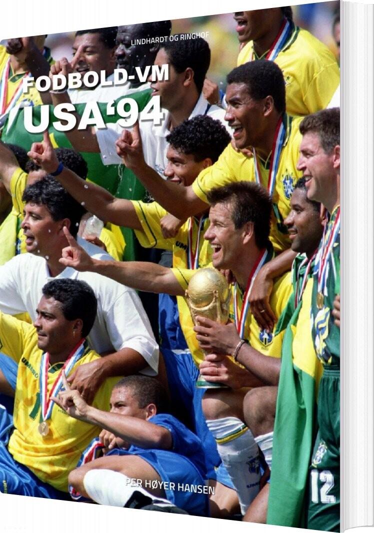 Billede af Fodbold-vm Usa 94 - Per Høyer Hansen - Bog