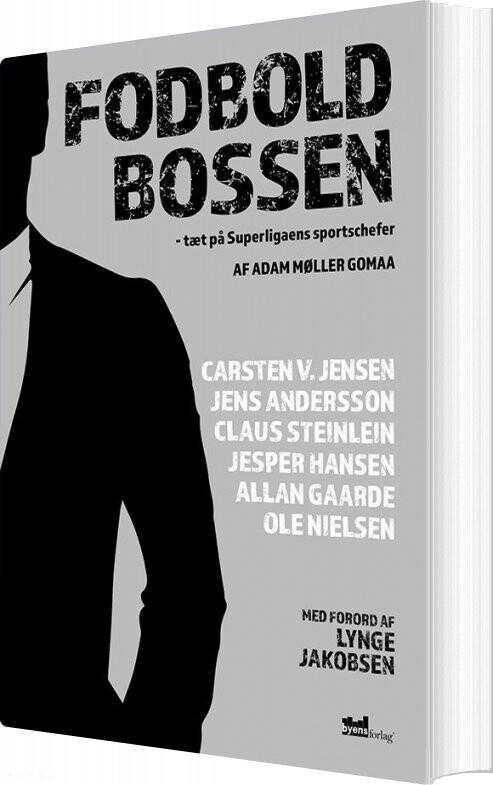 Image of   Fodboldbossen - Adam Møller Gomaa - Bog